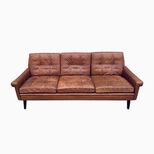 Mid-Century Danish Sofa by Svend Skipper for Skippers Furniture