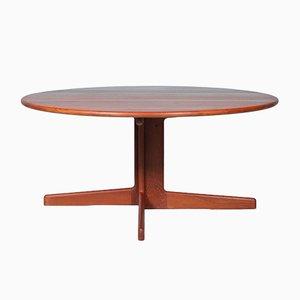 Mid-Century Danish Solid Teak Coffee Table