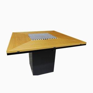 Mesa de comedor de Tranekær Furniture, años 80