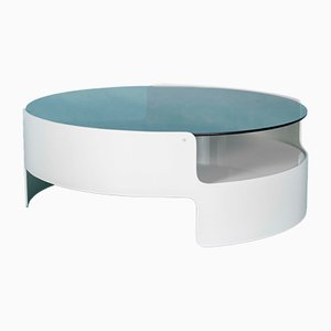 Mid-Century Space Age Coffee Table by Erik van Buijtenen for Nebu