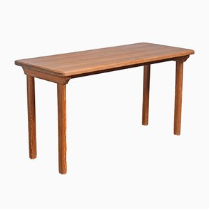 Vintage Pine Console Table by Carl Malmsten, 1940s