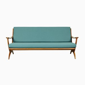 Mid-Century Dutch Sofa from De Ster Gelderland, 1950s