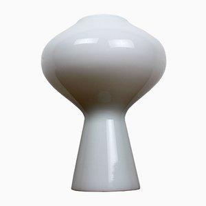 Lampe de Bureau Fungo Vintage en Verre de Murano par Massimo Vignelli pour Venini, Italie, années 50