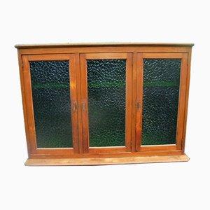 Bufet de madera esmaltada, años 50