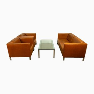 Living Room Set by Norman Foster for Walter Knoll, 2000s
