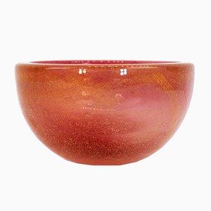 Italian Murano Glass Bowl from Seguso, 1950s