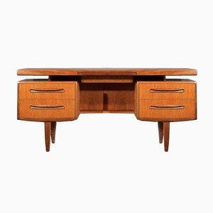 Danish Teak Desk by Ib Kofod Larsen for G-Plan, 1960s