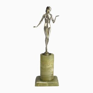 Art Deco Sculpture by Adolph, 1930s