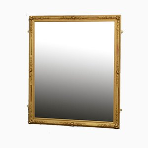 Large 19th-Century French Wall Mirror