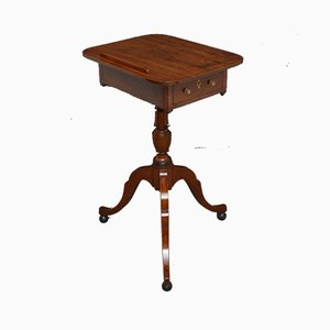 Antique Regency Mahogany Reading Table