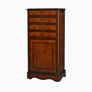 Antique French Rosewood Drinks Cabinet
