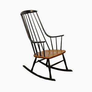 Rocking-chair par Lena Larsson, années 60