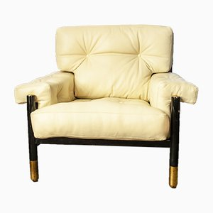 Vintage Italian Model Sella Lounge Chair by Carlo de Carli for Luigi Sormani, 1966