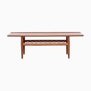 Vintage Coffee Table by Grete Jalk for Glostrup, 1960s
