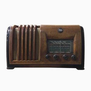 Radio G57R Occhio Magico Vintage par John Geloso pour SA John Geloso Milano, 1938
