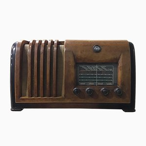 Vintage G57R Occhio Magico Radio by John Geloso for S.A. John Geloso Milano, 1938