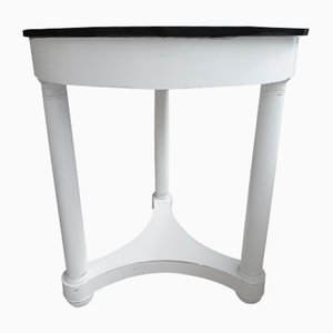 Table Piédestal Ancienne