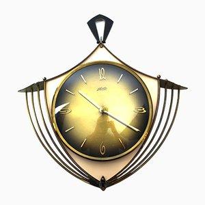 Horloge Murale d'Atlanta Electric, années 50