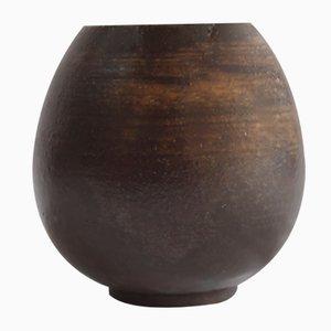 Vaso piccolo vintage in ceramica di Saxbo, Danimarca, anni '50