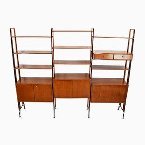 Italian Modular Shelf, 1960s