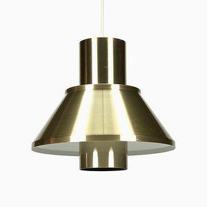 Danish Life Pendant Lamp by Johannes Hammerborg for Fog & Mørup, 1960s