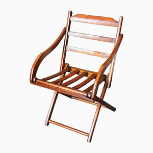 Antique Folding Chair from Fields