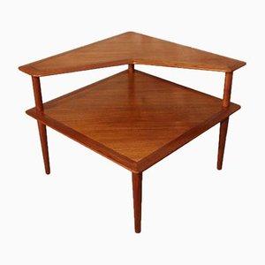 Table Basse Minerva Vintage par Peter Hvidt & Orla Mølgaard-Nielsen pour France & Søn, 1961