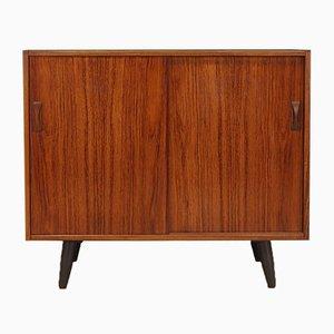 Mueble danés de palisandro de Clausen & Søn, años 70