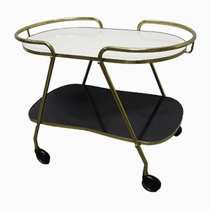 Vintage Serving Bar Cart from Ilse Möbel, 1950s