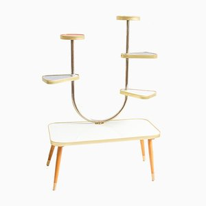 Tiered Plant Stand, 1960s