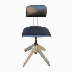 Chaise Pivotante d'Architecte Ajustable par Robert Wagner pour Rowac, années 50