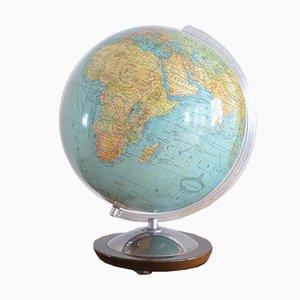 Lampe de Bureau Globe en Verre de Columbus Paul Oestergaard, années 50