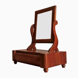 Espejo de palisandro, años 30