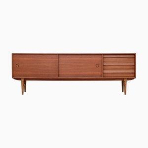 Großes dänisches Mid-Century Sideboard aus Teak, 1960er