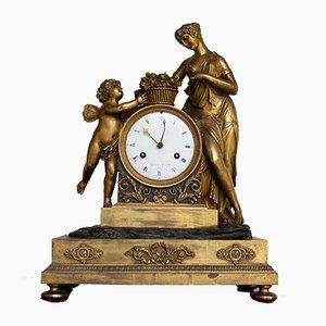 Reloj francés, siglo XVIII