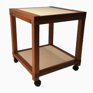 Modernist PAR4 mini Side Table by Bernard Vuarnesson for Belatto, 1980s