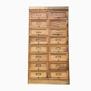 French Filing Cabinet by Romeo, 1940s