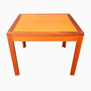 Table Basse Vintage par Christian Hvidt pour Søborg Møbelfabrik, années 60