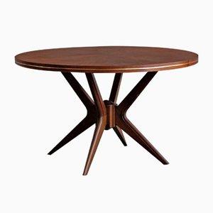 Tavolino da caffè in palissandro di Jese Mobel, Danimarca, anni '60