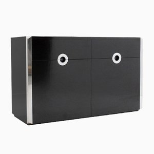 Laminate Cabinet by Willy Rizzo, 1970s