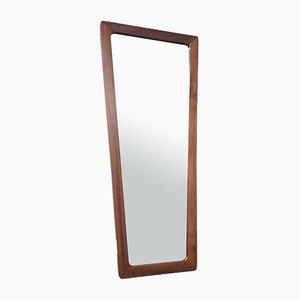 Espejo de teca, años 70