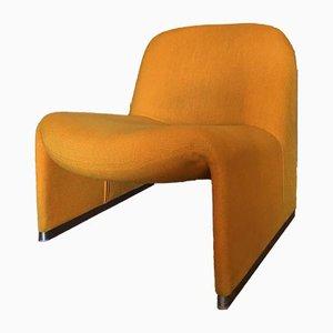 Vintage Alky Sessel von Giancarlo Piretti für Castelli, 1970er
