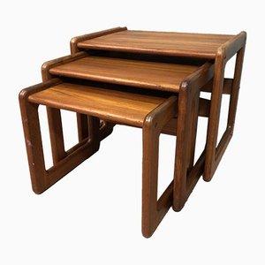 Mid-Century Danish Side Table