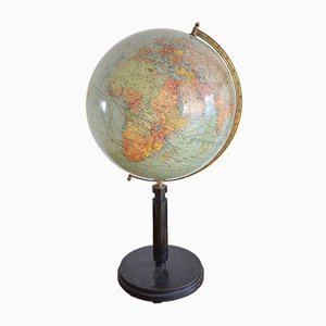 Vintage German Globe from Dietrich Reimers, 1927