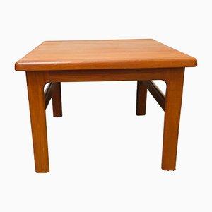 Table Basse en Teck par Niels Bach pour Randers Møbelfabrik, Danemark, années 70