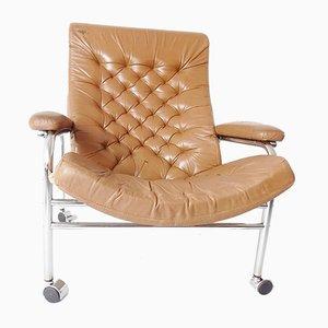 Lounge Chair Noboru Nakamura for Ikea, 1970s