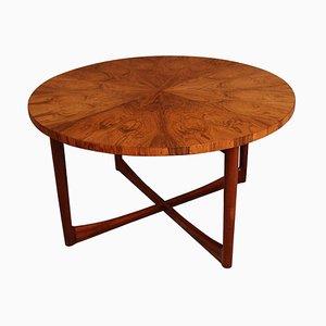 Tavolino da caffè Mid-Century in palissandro, Danimarca