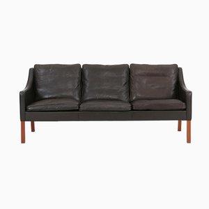 Vintage Canapé Sofa von Børge Mogensen für Fredericia Stolefabrik, 1963