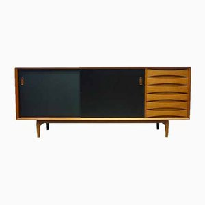 Vintage Teak Sideboard by Arne Vodder for Sibast, 1960s