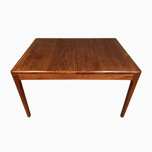Mid-Century Dining Table by Niels Bach for Niels Bach Möbelfabrik